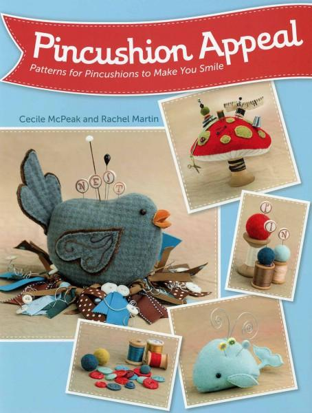 Pincushion Appeal - Softcover