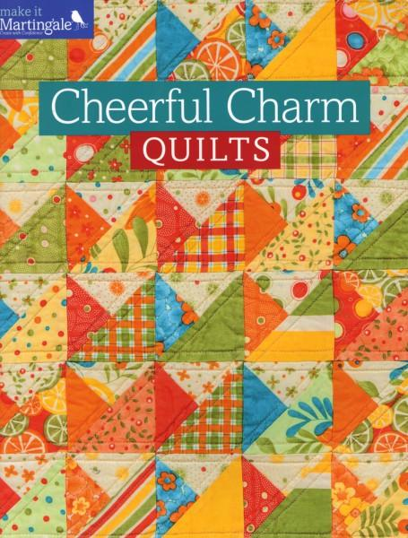 Cheerful Charm Quilts - Softcover