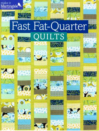 Fast Fat Quarter Quilts - Softcover