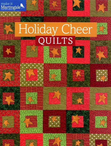 Holiday Cheer Quilts - Softcover