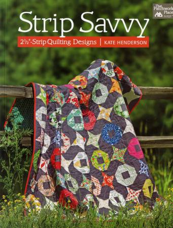 Strip Savvy - Softcover, Kate Henderson