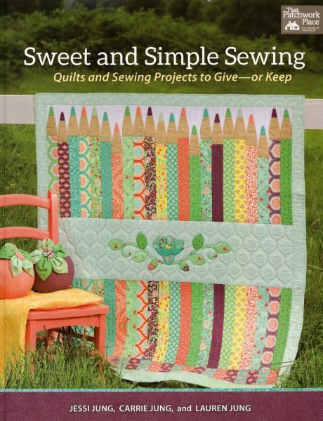 Sweet and Simple Sewing - Softcover