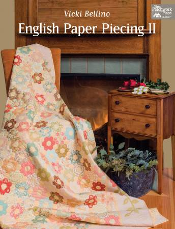 English Paper Piecing 2 - Softcover
