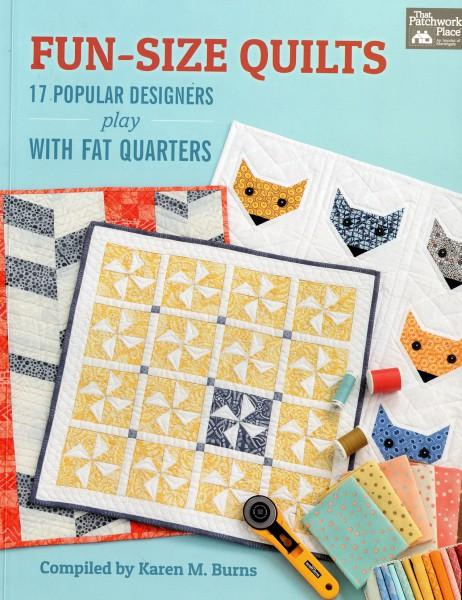 Fun-Sizes Quilts - Softcover