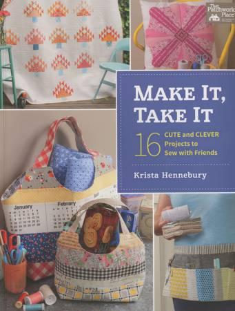 Make It, Take It - Softcover
