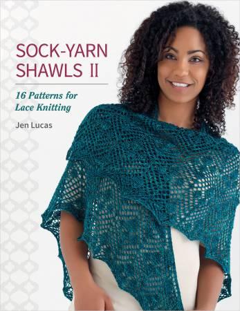 BK KN Sock Yarn Shawls II