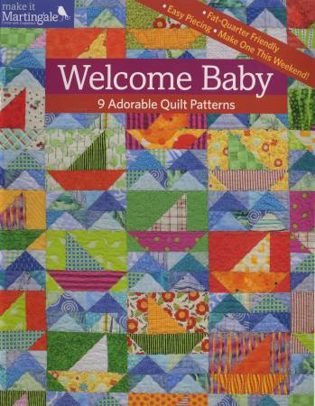 Welcome Baby - Softcover