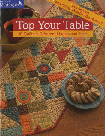 Top Your Table - Softcover