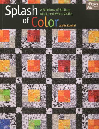 Splash of Color - Softcover