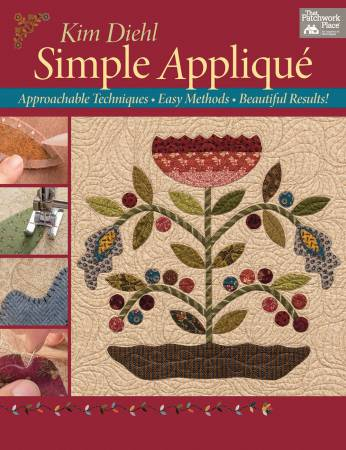Simple Applique - Softcover