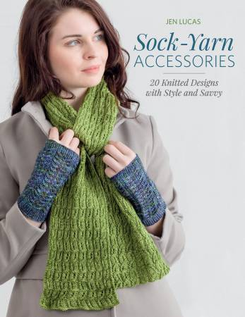 Sock-Yarn Accessories - Softcover