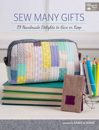 Sew Many Gifts  - Softcover by Karen M Burns