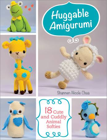 Huggable Amigurumi - Softcover