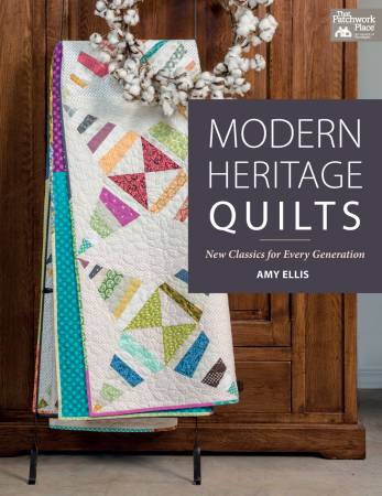 Modern Heritage Quilts  B1370T Softcover