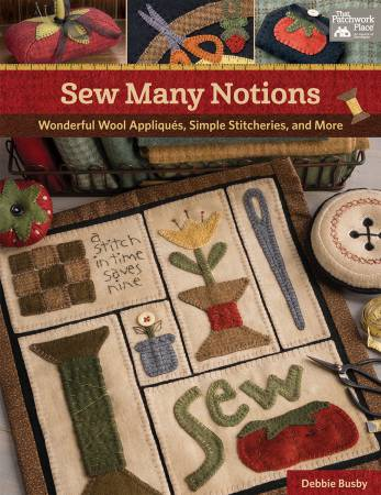 Sew Many Notions - Softcover