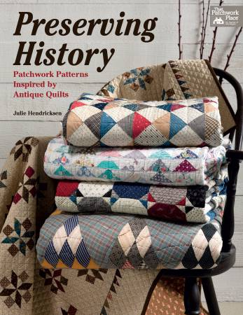 Preserving History - Softcover