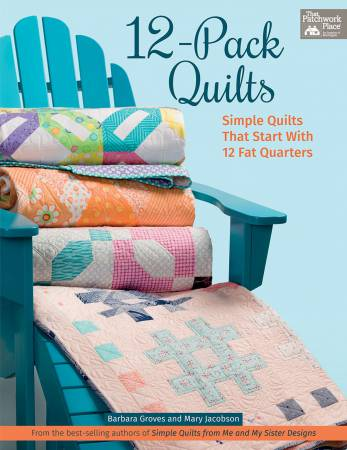 12-Pack Quilts - Softcover
