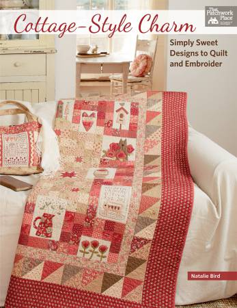The Patchwork Place/Martingale Cottage-Style Charm Book