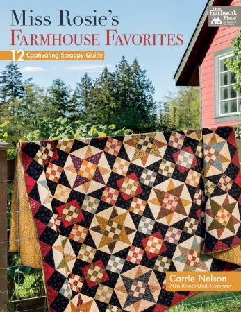 Miss Rosie's Farmhouse Favorites - Softcover