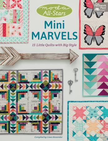 Moda All-Stars Mini Marvels - Softcover