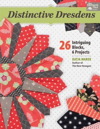 Distinctive Dresdens Softcover Book