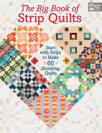 BK Big Book of Strip Quilts - Softcover