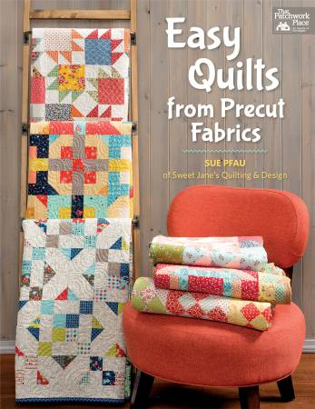 Easy Quilts From Precut Fabrics Softcover