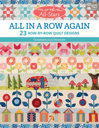 Moda All-Stars All in a Row Again - Softcover