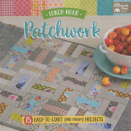 Lunch-Hour Patchwork B1445T