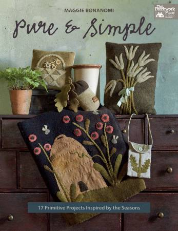 BK W Pure & Simple - Softcover