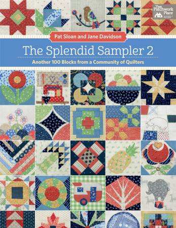 Book That Patchwork Place The Splendid Sampler 2
