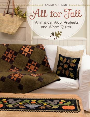 The Patchwork Place All For Fall Book
