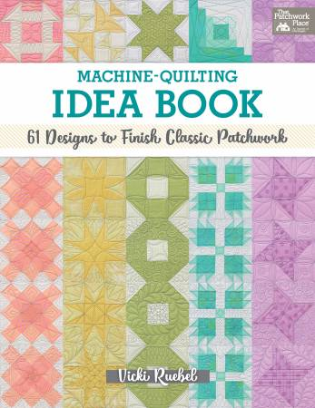 Machine-Quilting Idea Book