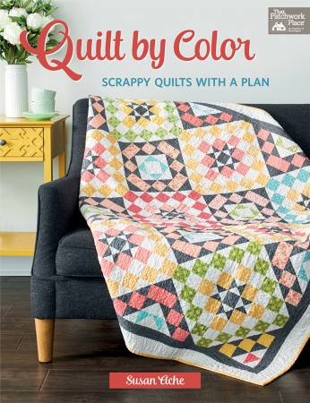 Quilt By Color Softcover Book