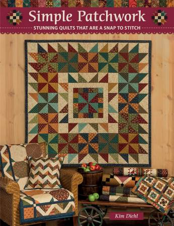 Simple Patchwork - Kim Diehl