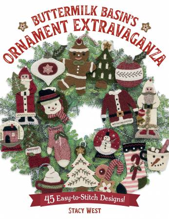 Buttermilk Basin Ornament Extravaganza