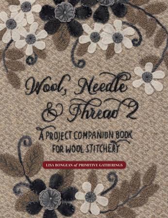 Wool Needle Thread 2