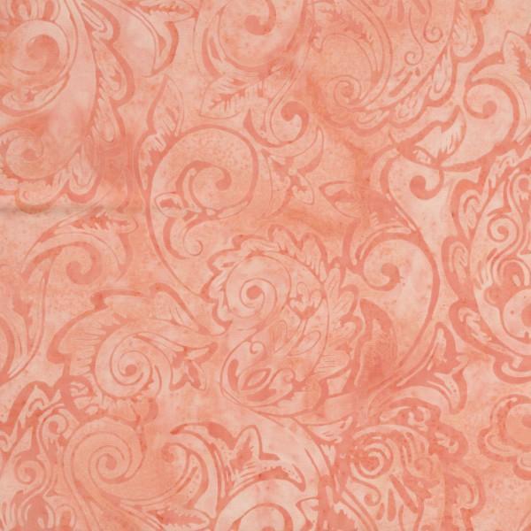 Tonga Batik - B3272-Salmon