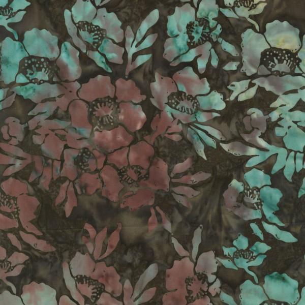 Topaz Floral Batik