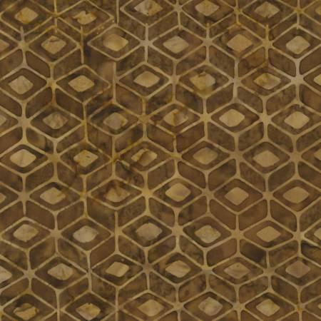 Chestnut Diamond Batik