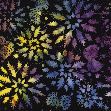 Night Wintry Mix Batik