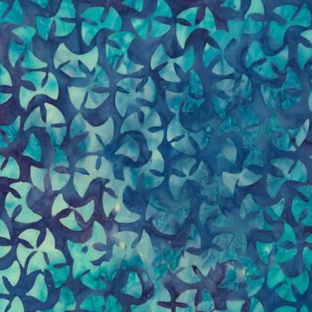 Tonga Batik - Reef B5673
