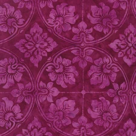Magenta Tonga Batik