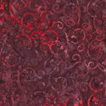 Ruby Tonga Batik