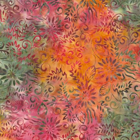 Harvest Batik B6356 By Timeless Treasures