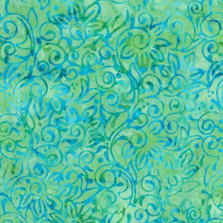 Tonga Batik B6653 Midori