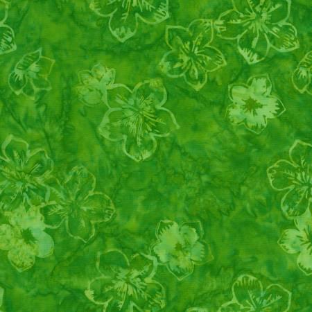 Green Batik