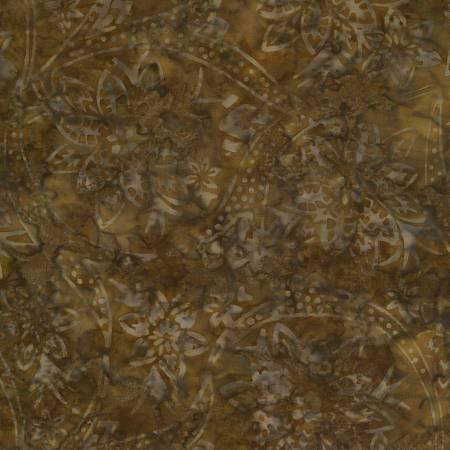 Brown Holiday Tonga B6875 Batik