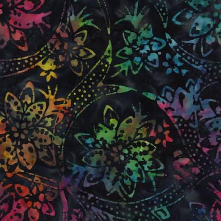 Rainbow Holiday Batik
