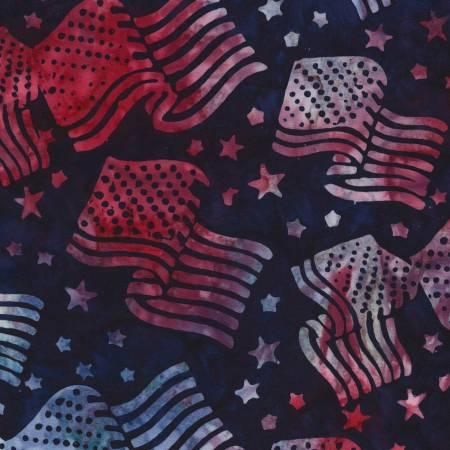 America Patriot Batik b6933